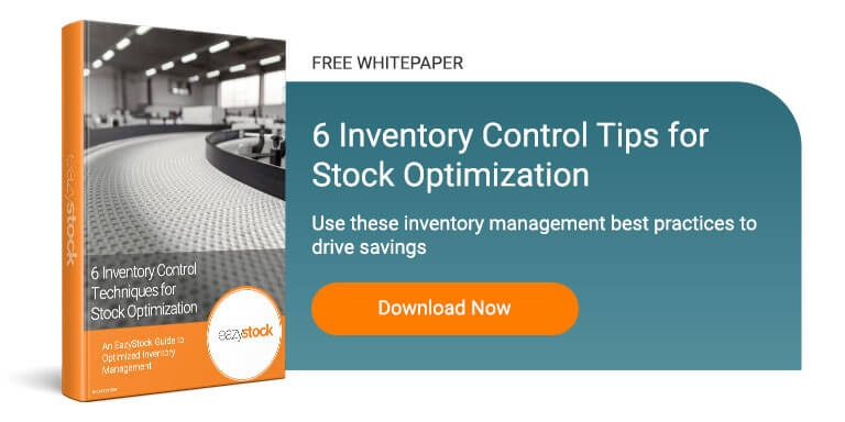 Whitepaper 6 Inventory Control Techniques for Stock Optimization
