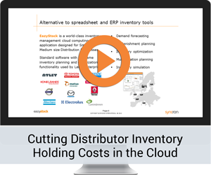 Cutting Distributor Inventory Holding Costs in the Cloud