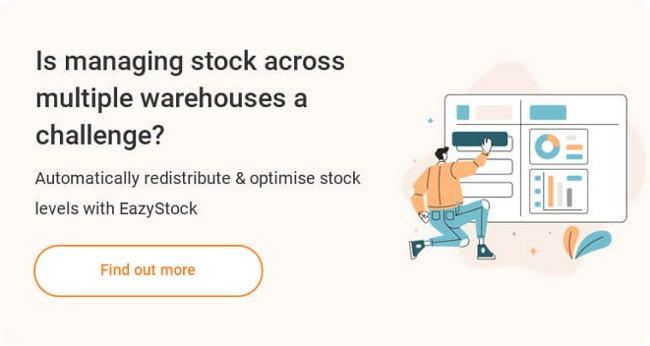 EazyStock Software Multi-location Planning