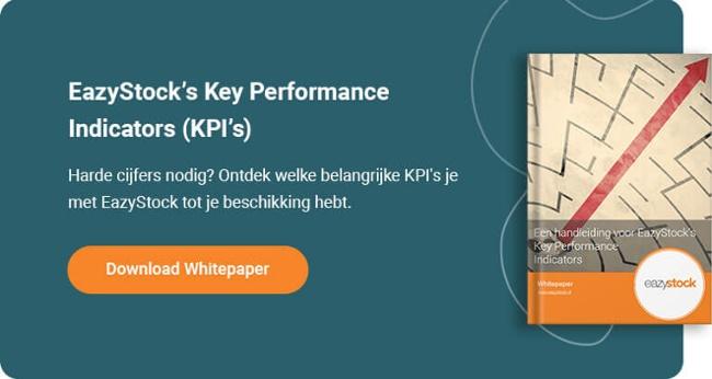 Whitepaper - Een handleiding voor EazyStock's Key Performance Indicators