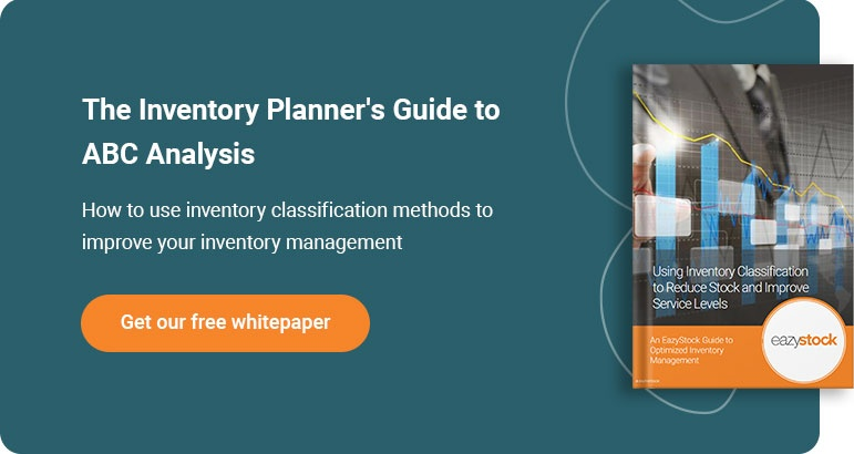 Whitepaper - The Inventory Planner's Guide to ABC XYZ Analysis