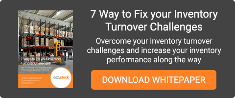 White Paper - 7 Ways to Fix Inventory Turnover Challenges