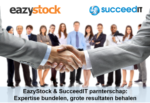 EazyStock & SucceedIT parnterschap