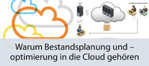 Warum Bestandsplanung in die Cloud gehört