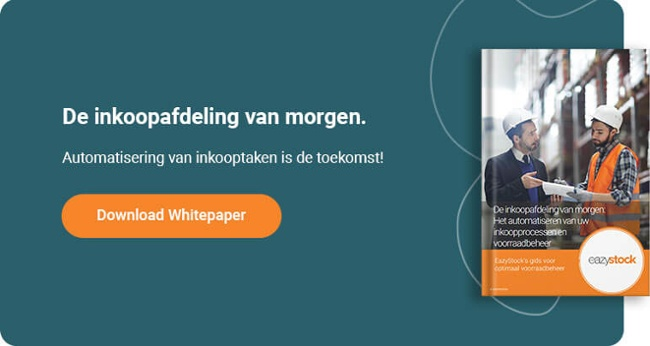 Whitepaper - Het automatiseren van uw inkoopprocessen en voorraadbeheer