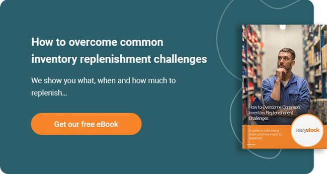 Whitepaper - How to Overcome 3 Common Inventory Replenishment Challenges