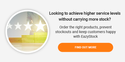 EazyStock Why EazyStock Improve Service Levels