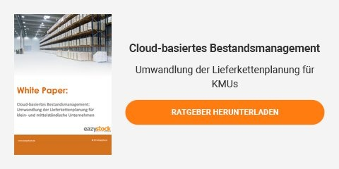 White Paper : Cloud-basiertes Bestandsmanagement