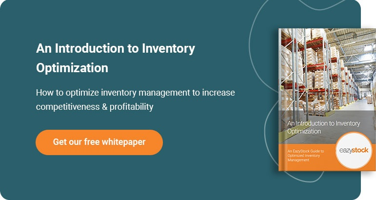Whitepaper - Getting Started in Inventory Optimization