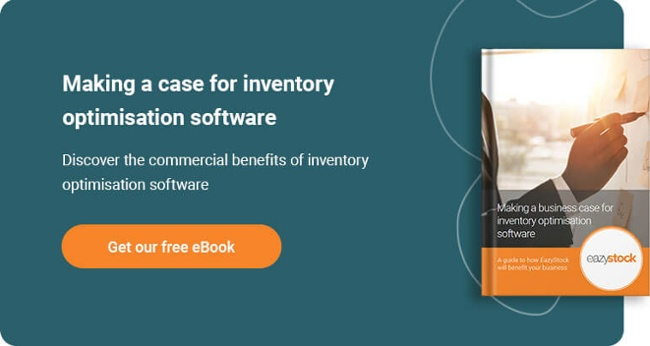 Download eBook - Making a business case for inventory optimisation software