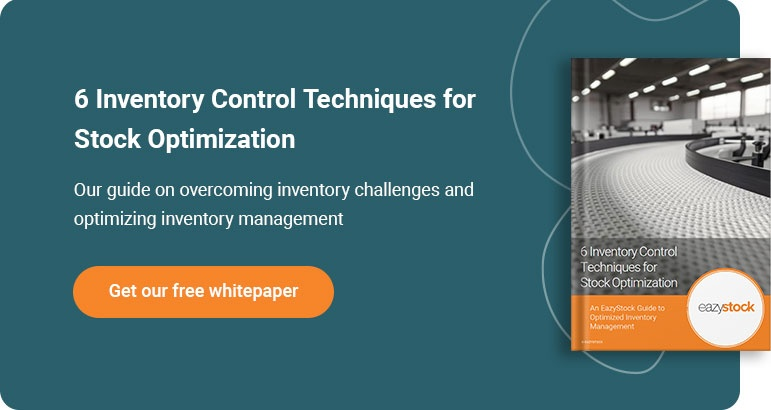 6 inventory control techniques for stock optimization white paper