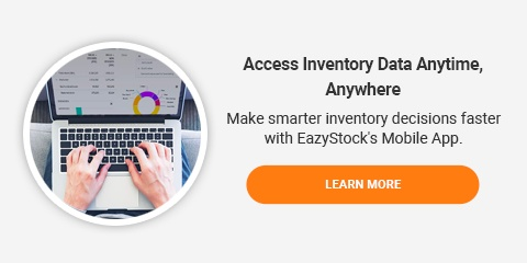 Make smarter inventory decisions with EazyStock