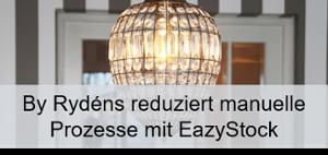 By Rydéns reduziert manuelle Prozesse Banner