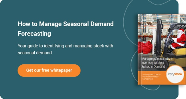 Whitepaper: Managing Seasonality to Meet Spikes in Demand