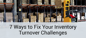 Whitepaper 7 ways to improve inventory turnover rate