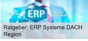 Ratgeber ERP Systeme DACH Region