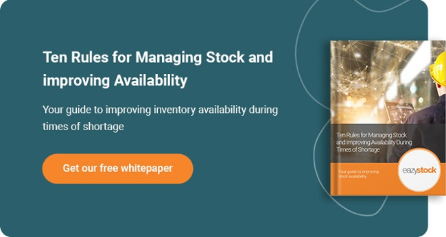 Whitepaper Ten rules for managing stock and improving availability