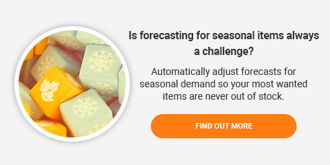 EazyStock Software Seasonality