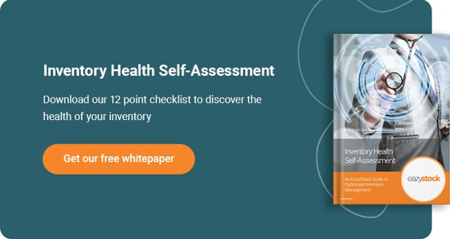 eBook - 12 Questions Inventory Health Self-Assessment
