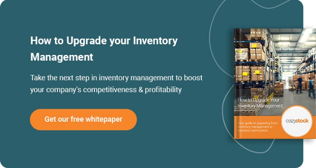 Whitepaper How to Upgrade Your Inventory Management