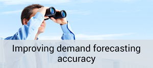 Improving demand forecasting accuracy