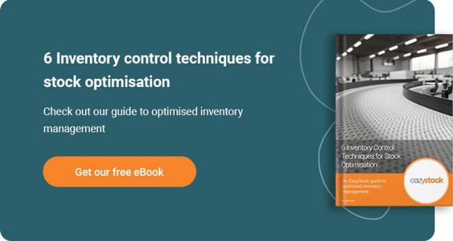 Whitepaper - 6 Inventory Control Techniques for Stock Optimisation