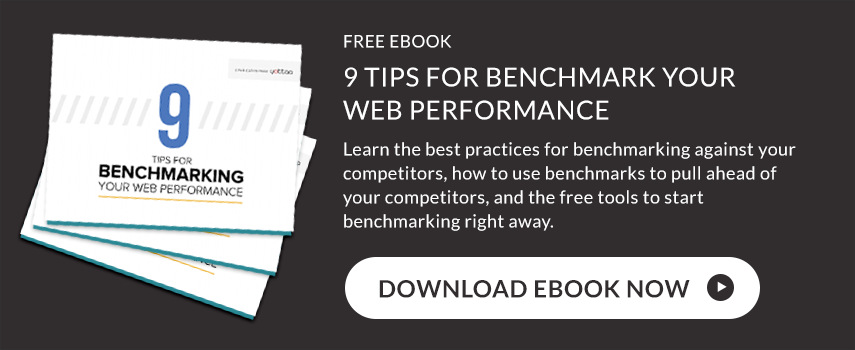 Yottaa 9 Tips for Benchmarking Your Web Performance Download