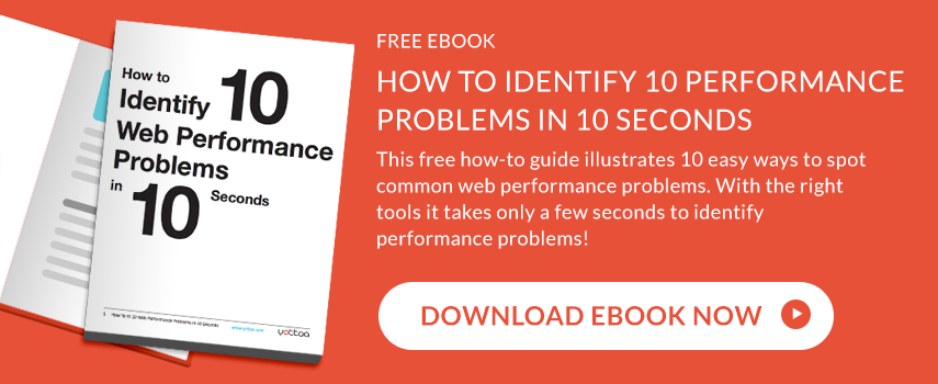 Yottaa Ebook How to Identify 10 Performance Problems in 10 Seconds Download