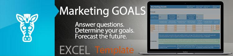 Zomalo Marketing Goals Template