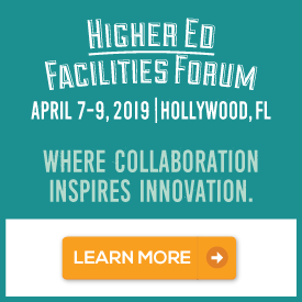 Higher Ed Facilities Forum
