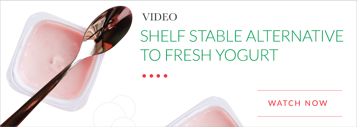 Dried Yogurt & Cultured Dairy Products Product Video