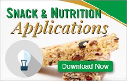 Snack & Nutrition Application Recipes