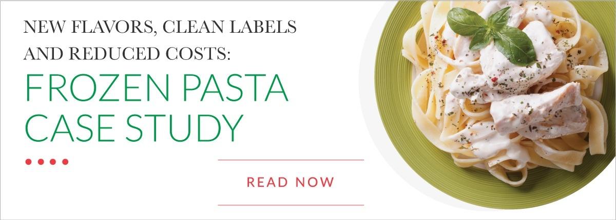 Bravo Frozen Pasta Case Study