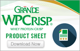 Grande WPCrisp Product Information Sheet