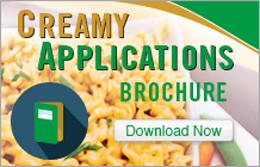 Creamy Applications Brochure