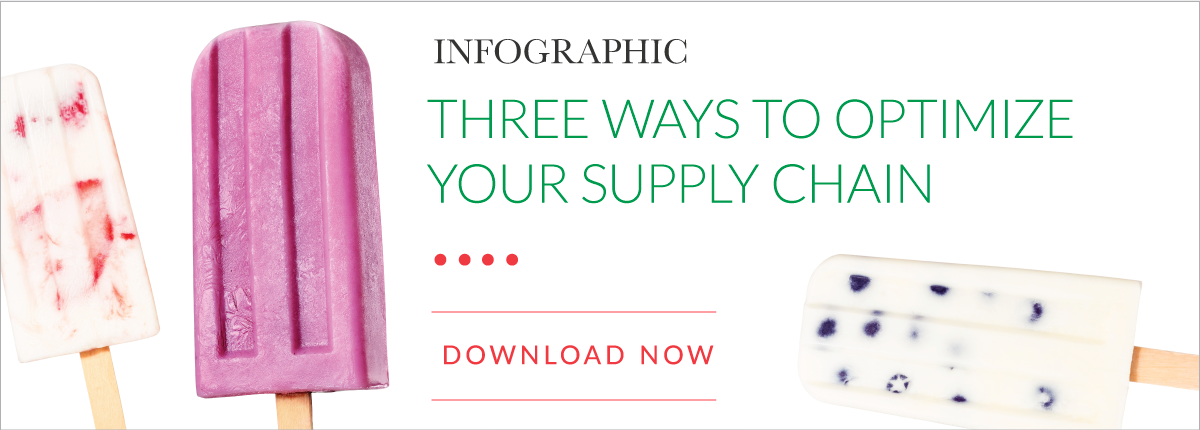 Three Ways to Optimize Your Supply Chain
