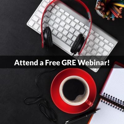Attend a free GRE seminar