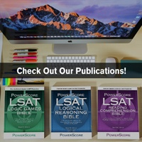 PowerScore LSAT Publications