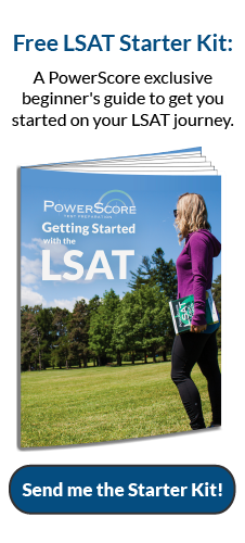 Free LSAT Starter Kit