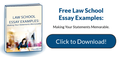 Free Law School Essay Examples