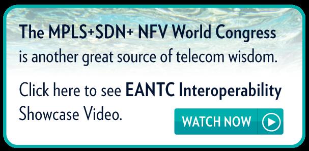 MPLS + SDN + NFV