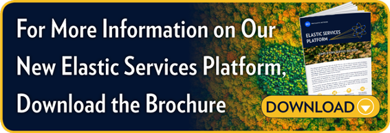 For More Information on Our New Elastic Services Platform,   Download the Brochure
