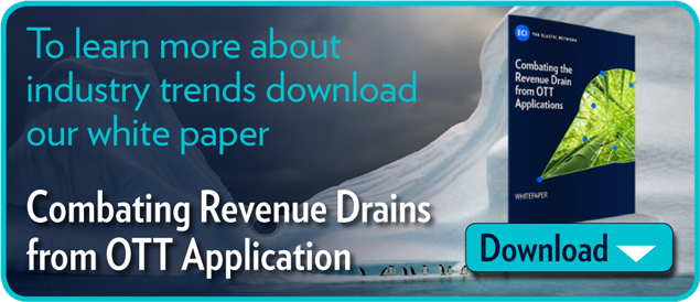 Combating the Revenue Drain from OTT Applications