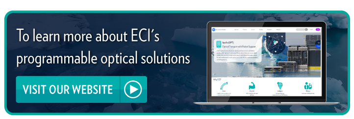 To learn more about ECI's programmable optical solutions visit our website