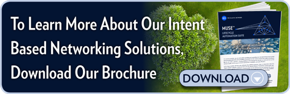 To Learn More About Our Intent Based Networking Solutions,  Download Our Brochure