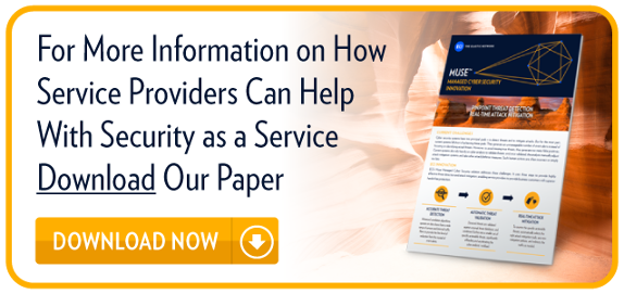 For More Information on How Service Providers Can Help With Security Download Our Paper