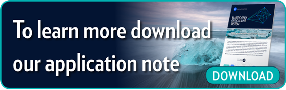 Learn more about alien wavelengths to shared spectrum,  download our application note