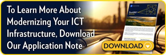 To Learn More About Modernizing Your ICT Infrastructure, Download Our  Application Note