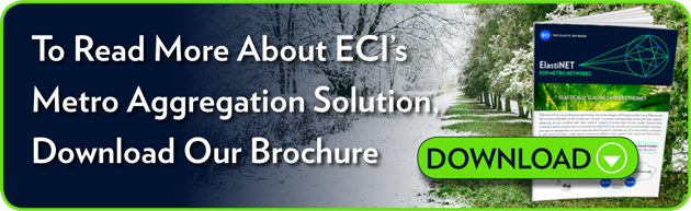 To Read More About ECI's Metro Aggregation Solution,  Download Our Brochure