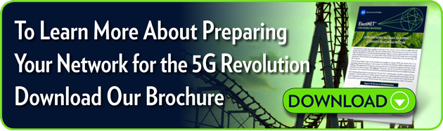 To Learn More About Getting Your Network Ready for the 5G Revolution, Download  Our Brochure